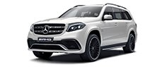 Mercedes Benz GLS (X166)