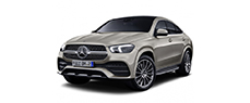 Mercedes Benz GLE Coupe (W167)