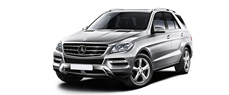 Mercedes Benz ML (W166)